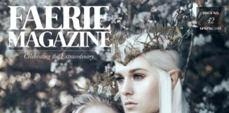 Tolkien Issue Faerie Magazine