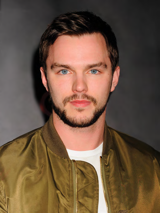 NTERFOTO / Alamy Stock Photo - Nicholas Hoult will play the role of J.R.R. Tolkien in the upcoming film, Tolkien