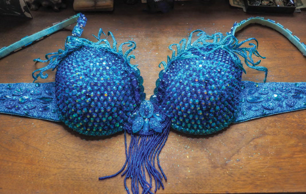 Mermaid Bra Tutorial Faerie Magazine