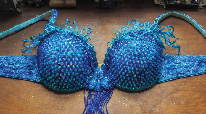 Mermaid Bra Tutorial Faerie Magazine