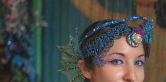 Sarah Sparkles Faerie Magazine Mermaid