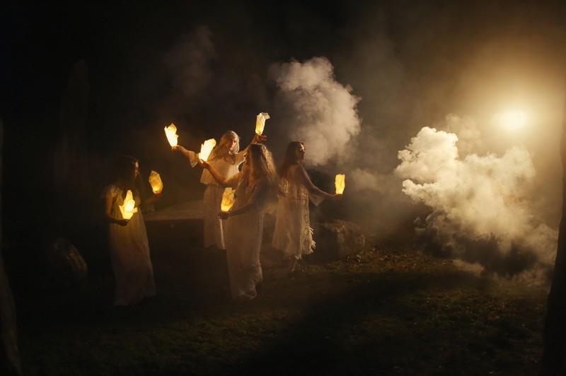 Faerie Magazine Outlander Druids Magic Autumn Issue