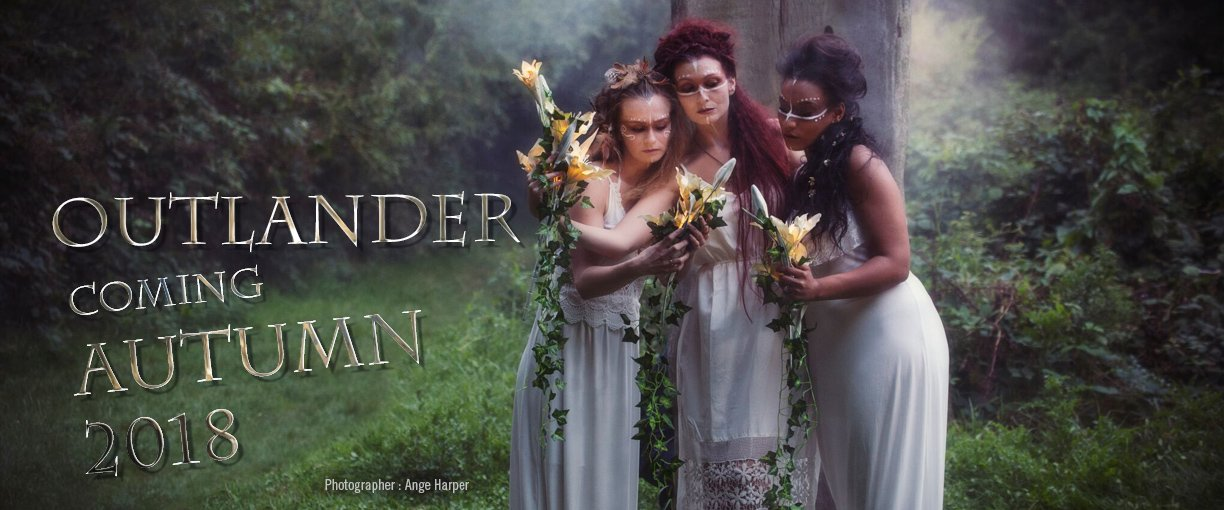 Faerie Magazine Outlander Issue – Enchanted Living Magazine