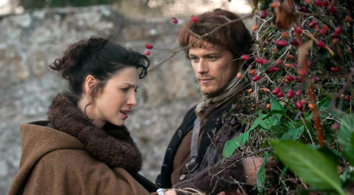 Outlander Faerie Magazine AF Archive : Alamy Stock Photo