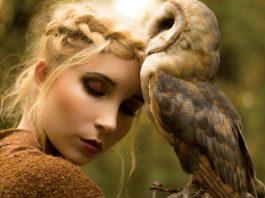 Photography: Michalina Woźniak Faerie Magazine Owls