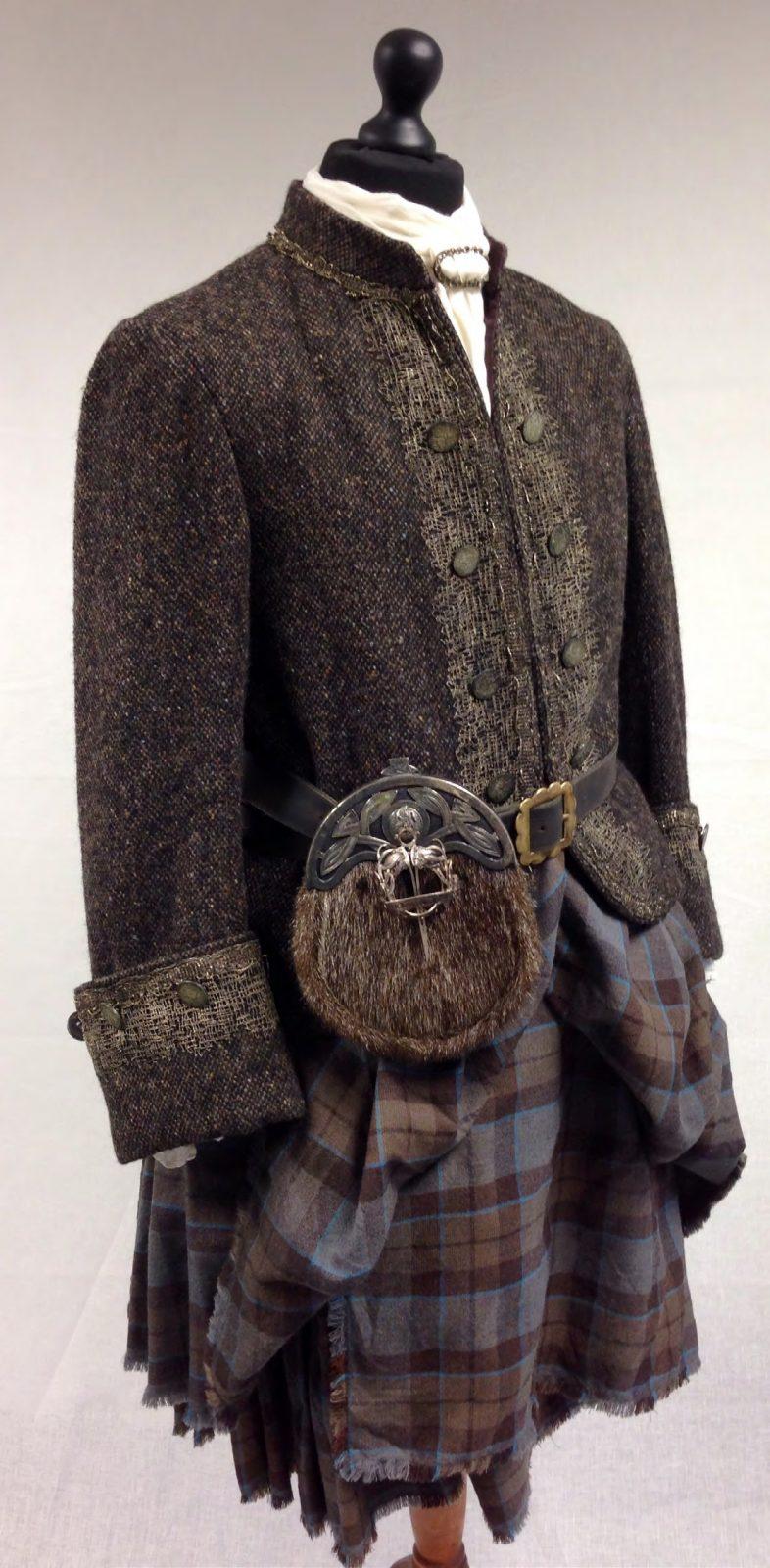 Terry Dresbach Diana Gabaldon as Iona MacTavish Outlander Faerie Magazine