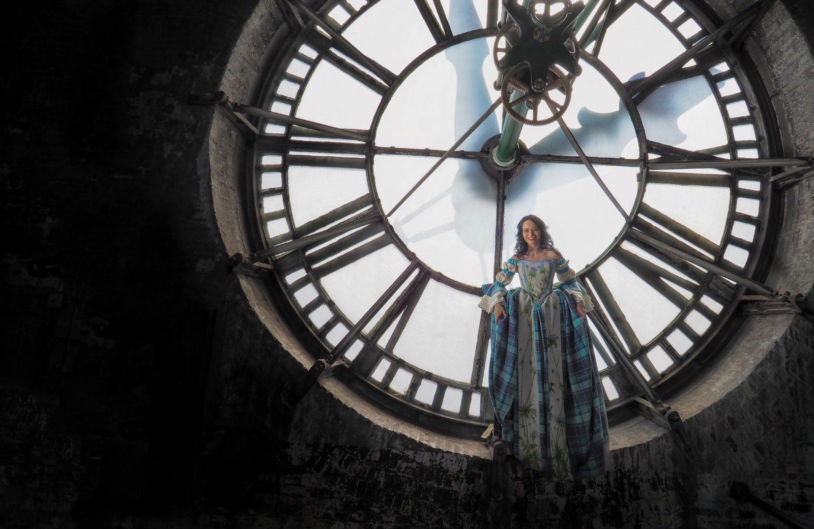 Falling Through Time Outlander Faerie Magazine Diana Gabaldon
