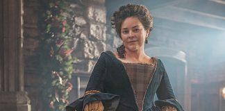 Courtesy of Starz - Diana Gabaldon as Iona MacTavish Outlander Faerie Magazine