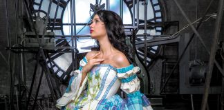 Falling Through Time Outlander Faerie Magazine Diana Gabaldon