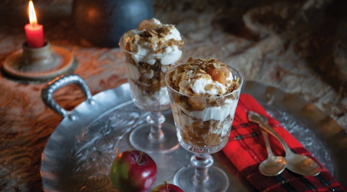 AUTUMN APPLE CRANACHAN Outlander