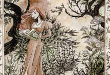 Illustration by Rachel Oakes