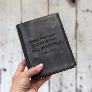 Journal-Leather-Black-Jackson-Roald-Dahl-Peg-and-Awl_02