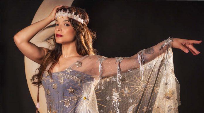 Mayte Garcia Prince Enchanted Living Magazine Faerie Magazine Issue Steve Parke