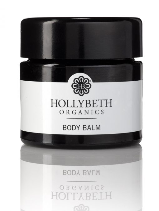 Body Balm – 100% USDA Certified Organic Hollybeth Faerie Magazine Enchanted Living