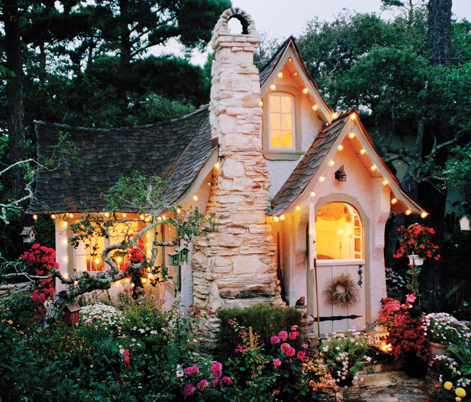 Magnificent The Fairy Tale Cottages Of Carmel By The Sea Enchanted Download Free Architecture Designs Scobabritishbridgeorg