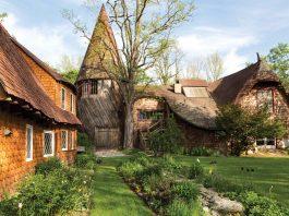 Berkshire Mountains of Massachusetts—or Santarella Western, Tolkien