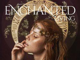 Enchanted Living Magazine, Art Nouveau, alphonse mucha