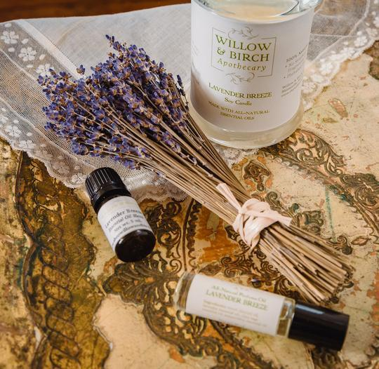 Willow & Birch Apothecary and its Victorian-loving owner Anna Krusinski