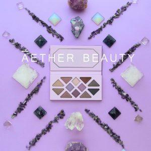 AETHER BEAUTY Enchanted Living Magazine Gift Guide