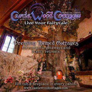 Castle Wood Enchanted Living Magazine GIft Guide