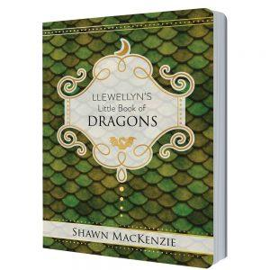Little Book of Dragons Enchanted Living Magazine Gift Guide