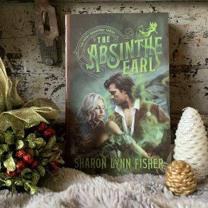 Sharon Lynn Fisher The Absinthe Earl Enchanted Living Magazine Gift Guide