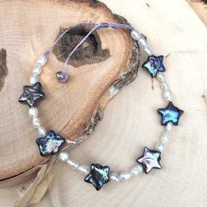 Silver Lily Bracelet Enchanted Living Magazine GIft Guide