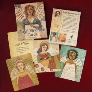 US Games Angel Kindness Tarot Enchanted Living Magazine Gift Guide