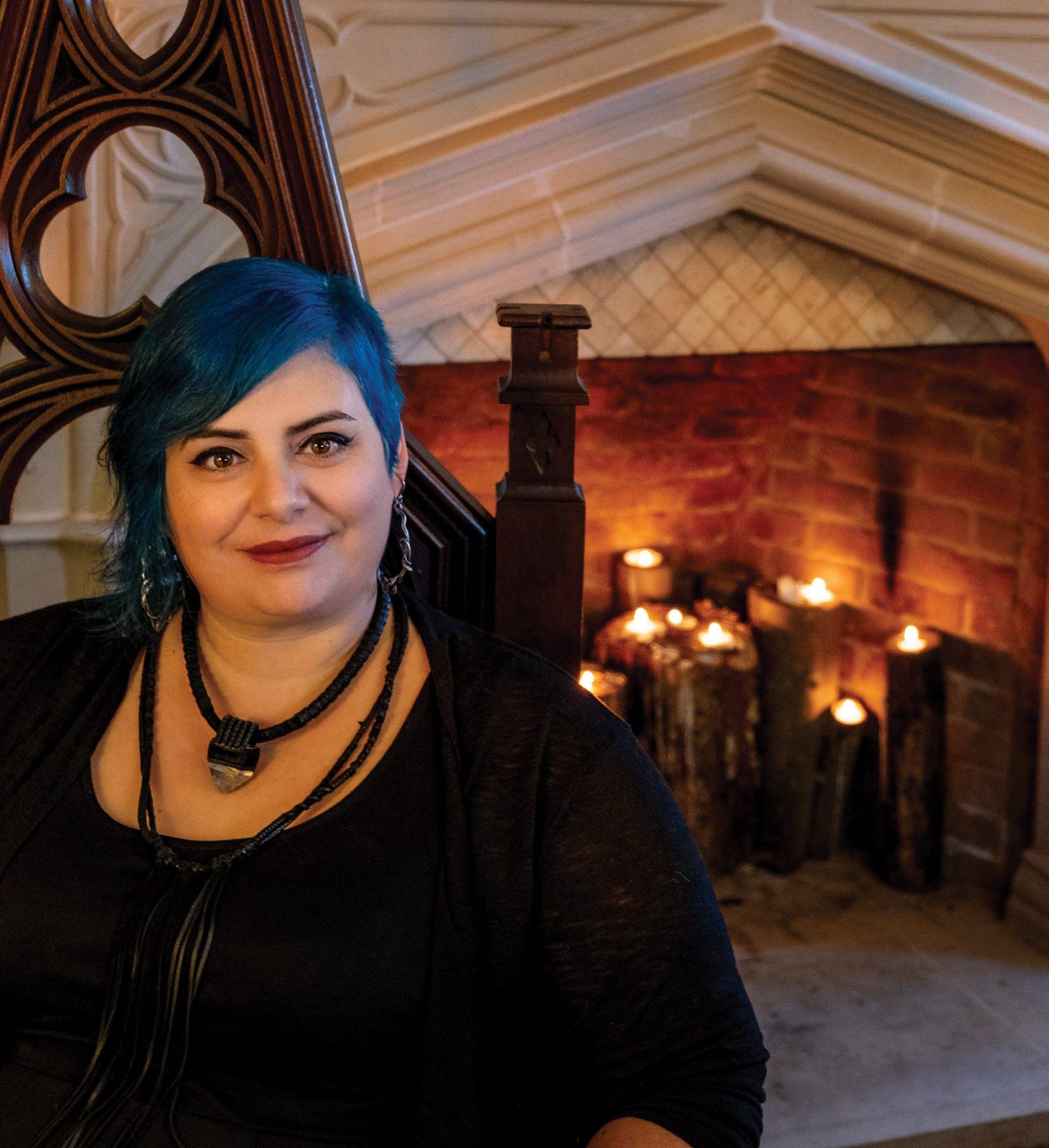 Holly Black Hygge Enchanted Living Magazine