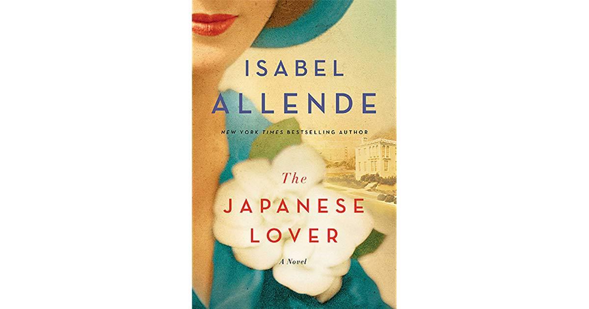 isabel allende, the japanese lover,