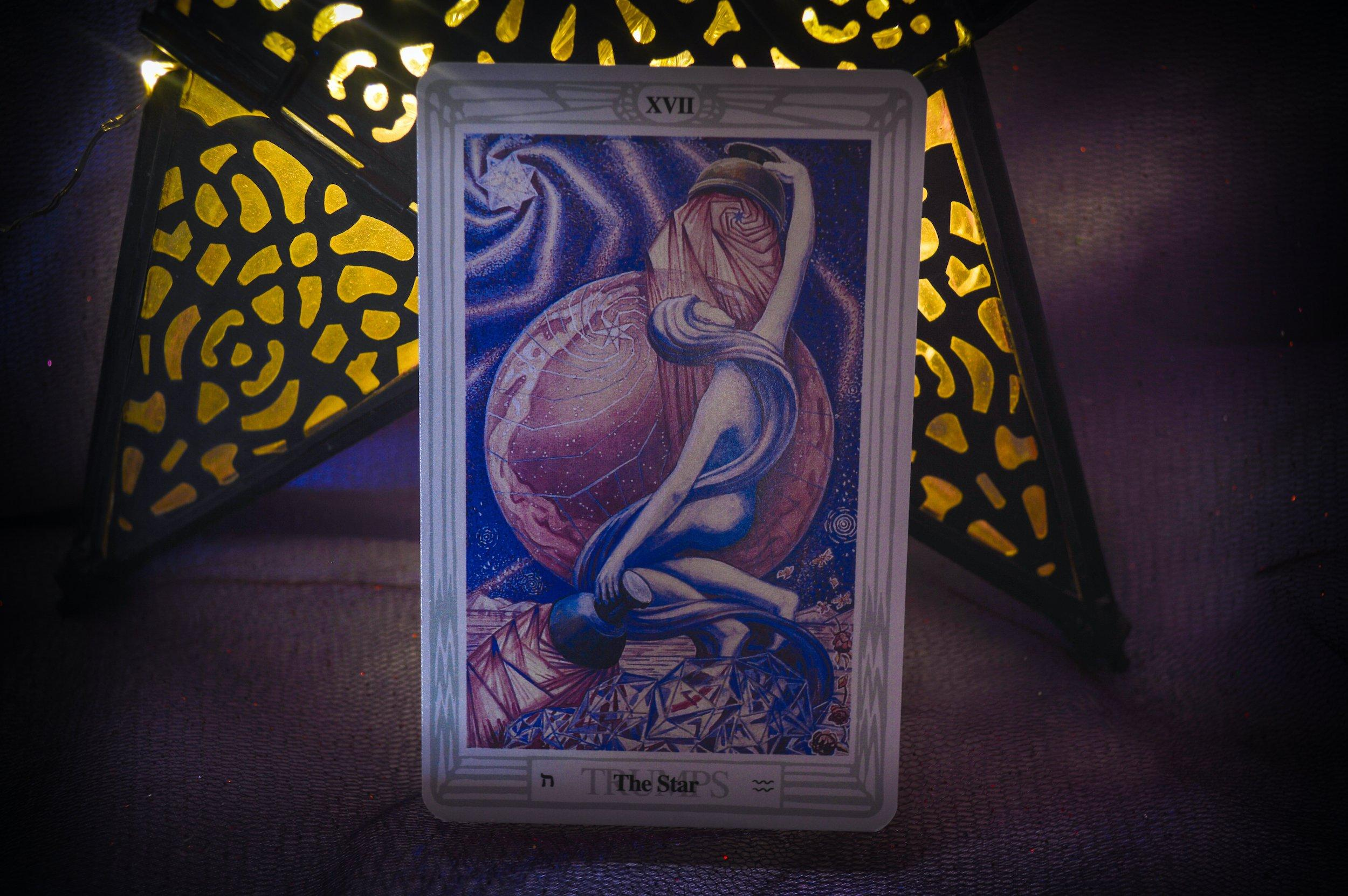 STAR TAROT Beauty Witch Alise Marie Enchanted Living Magazine