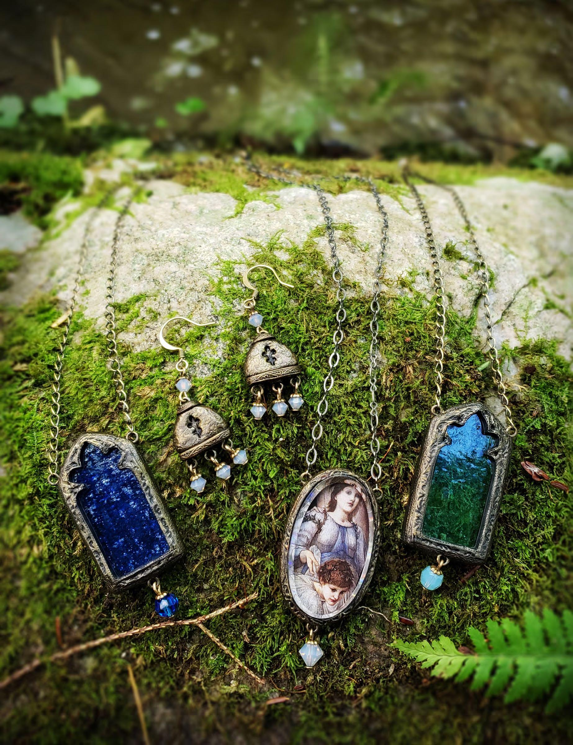 Jewelry Photography by Jen Parrish-Hill