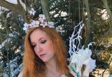 Grace Nuth, Enchanted Living Magazine, Svetlana Matveeva artist from Russia. Fairy Tale Inspired