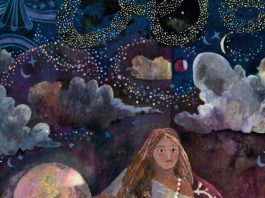 Moon & Bloom by Heidi Smith and Illustrations by Chelsea Granger