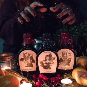Wytchwood AOM Hands over syrup