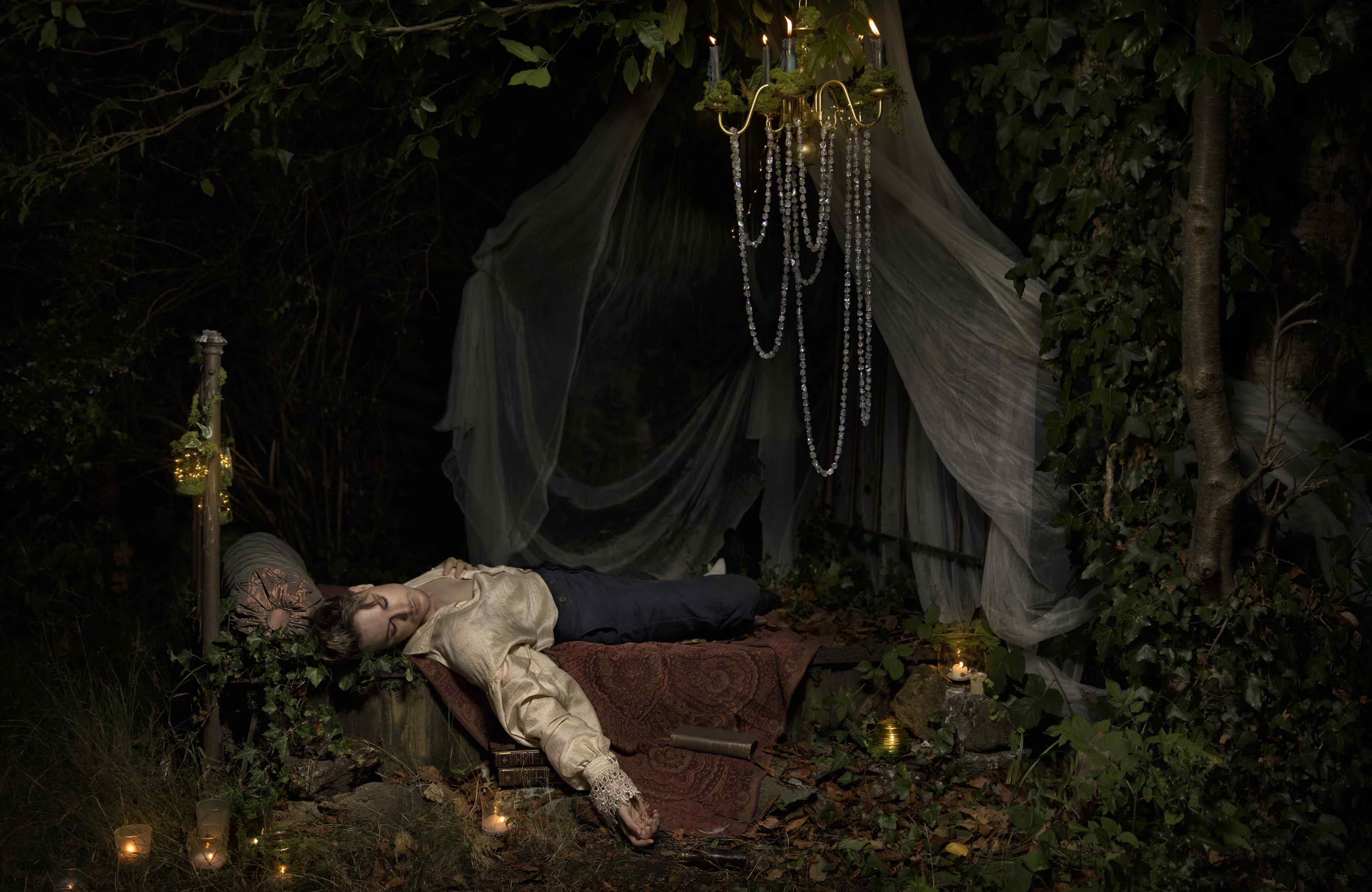 Photography by CARRI ANGEL Model IAN HENCHER