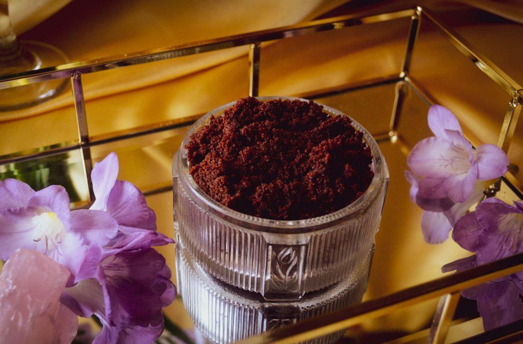 Enchanted Living Magazine Beauty Witch May - Alise Marie Sacred Spring Body Exfoliant