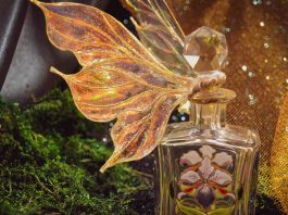 Queen Mab's Potion Wings by Lights In The Forest
