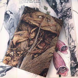 Froud's Creatures Hardcover Journal
