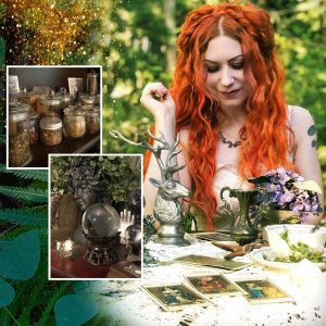 Tarot readings are wonderful when needing answers or divine confirmation. Join energy healer Jennifer Page in an enchanting woodland setting for a personal online divination experience. Together you'll pull back the mystical veil for a deep dive into life's meanings and cosmic truths.