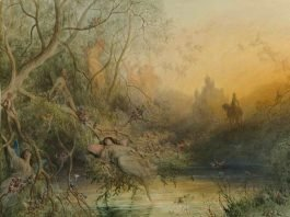 Fairy Land, 1881, by Gustave Doré