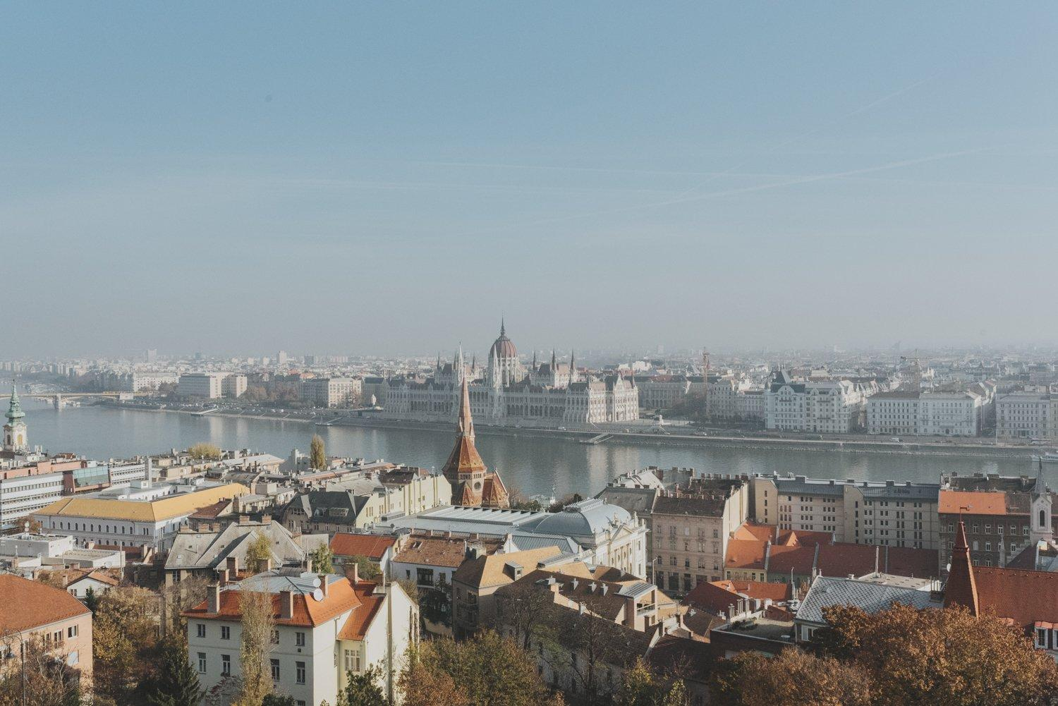 Budapest by Alex Lucas Oh The Raven Studio